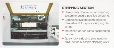 Sripping system